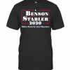Benson Stabler 2020 Make America Less Heinous T-Shirt Classic Men's T-shirt