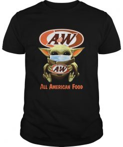Cute Star Wars Baby Yoda Mask Hug AW All American Food COVID19  Unisex