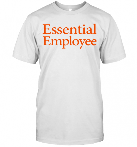 Essential Employee T-Shirt Classic Men's T-shirt