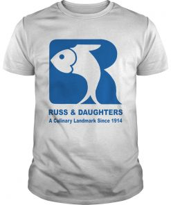 Russ And Daughters A Culinary Landmark Since 1914  Unisex