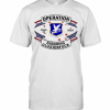 United States Air Force Security Forces Operation Covid 19 2020 Enduring Clusterfuck T-Shirt Classic Men's T-shirt