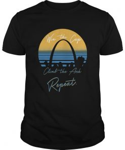 Win The Cup Climb The Arch Repeat  Unisex