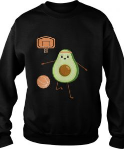 Avocado play volleyball  Sweatshirt