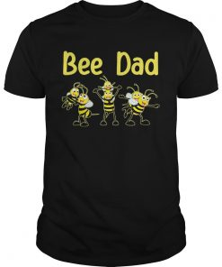 Bee dad happy fathers day  Unisex