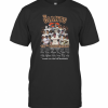 The Giants 137Th Anniversary 1883 2020 Thank You For The Memories Signature T-Shirt Classic Men's T-shirt