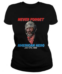 Independence Day American Hero  Classic Ladies