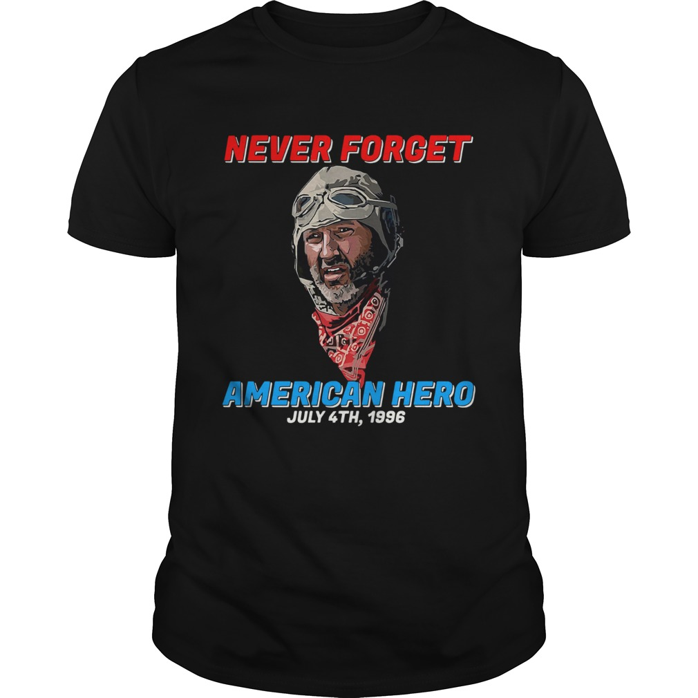 Independence Day American Hero Unisex