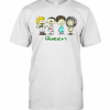 Queen Members Chibi T-Shirt Classic Men's T-shirt