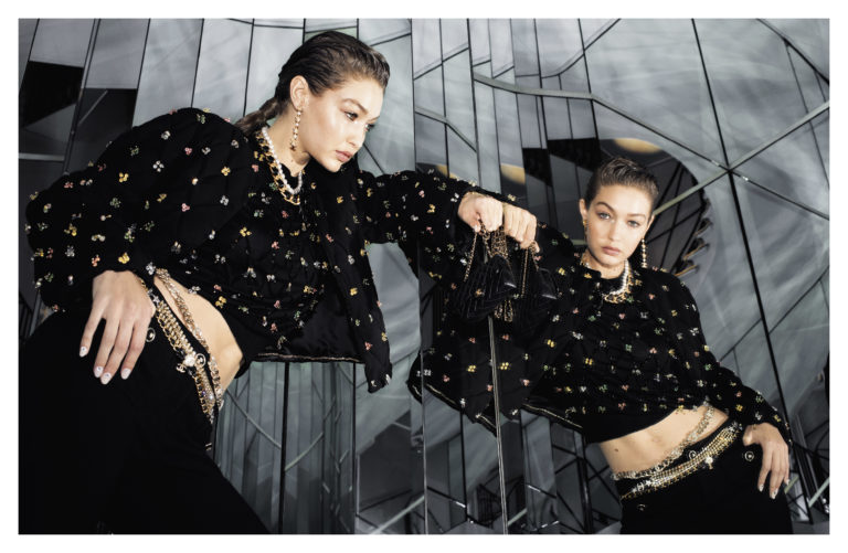 Exclusive: Chanel Unveils Top Model-Studded Campaign for New Métiers d'art Collection