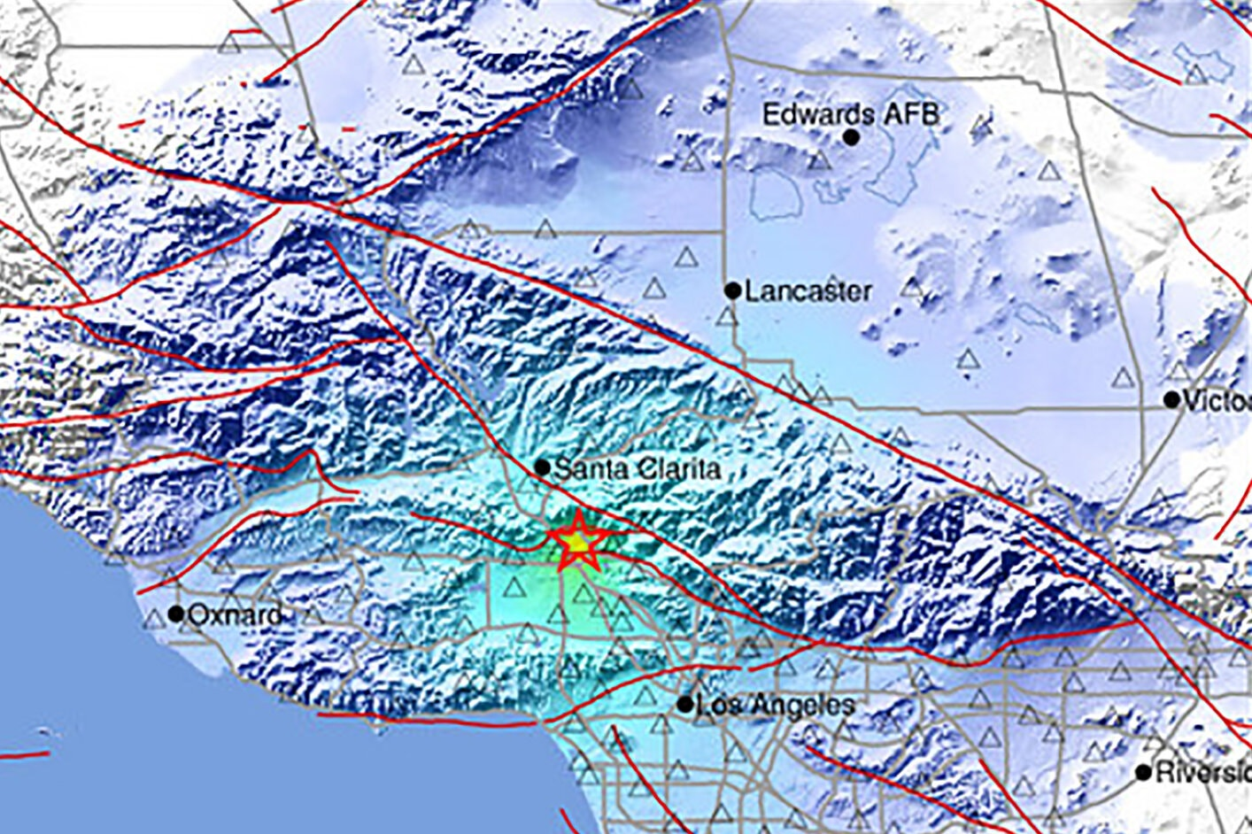 4.2-Magnitude Earthquake Hits Near Los Angeles