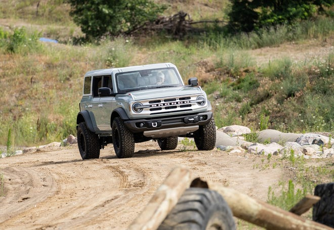 The Ford Bronco is back: Ford reveals 2021 Bronco SUV Bronco Sport