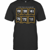 6 Time Stanley Cup Champions T-Shirt Classic Men's T-shirt