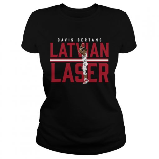 Davis Bertans Latvian Laser  Classic Ladies