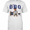 Live At The BBQ T-Shirt Classic Men's T-shirt