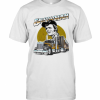 Snow Man Truck T-Shirt Classic Men's T-shirt