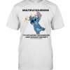 Stitch Multiple Sclerosis It'S Like Having The Hangover Only Without The Party T-Shirt Classic Men's T-shirt