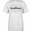 Unicorn Heart I Am Unicornaholic T-Shirt Classic Men's T-shirt