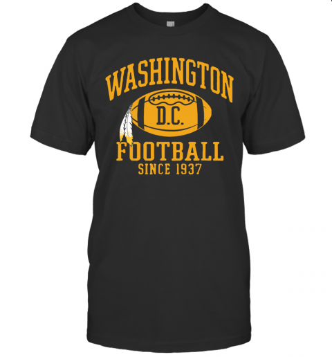 Washington Football DC Since 1937 T-Shirt Classic Men's T-shirt