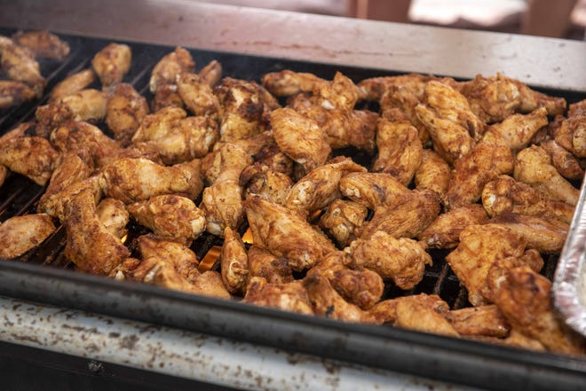 Who has the best wings in Cincinnati It's National Chicken Wing Day!