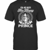 You Are Never Too Young To Listen To Prince T-Shirt Classic Men's T-shirt