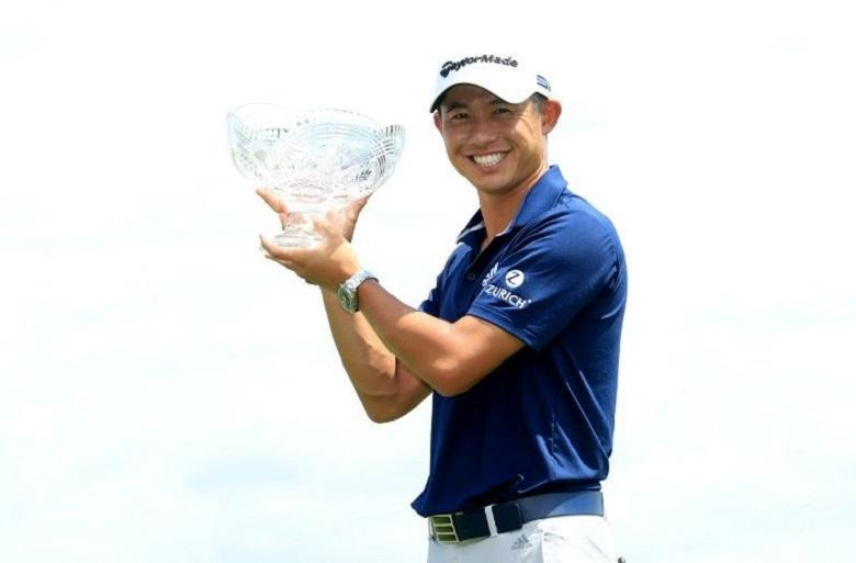 Morikawa rallies outduels Thomas in playoff at Workday Charity Open
