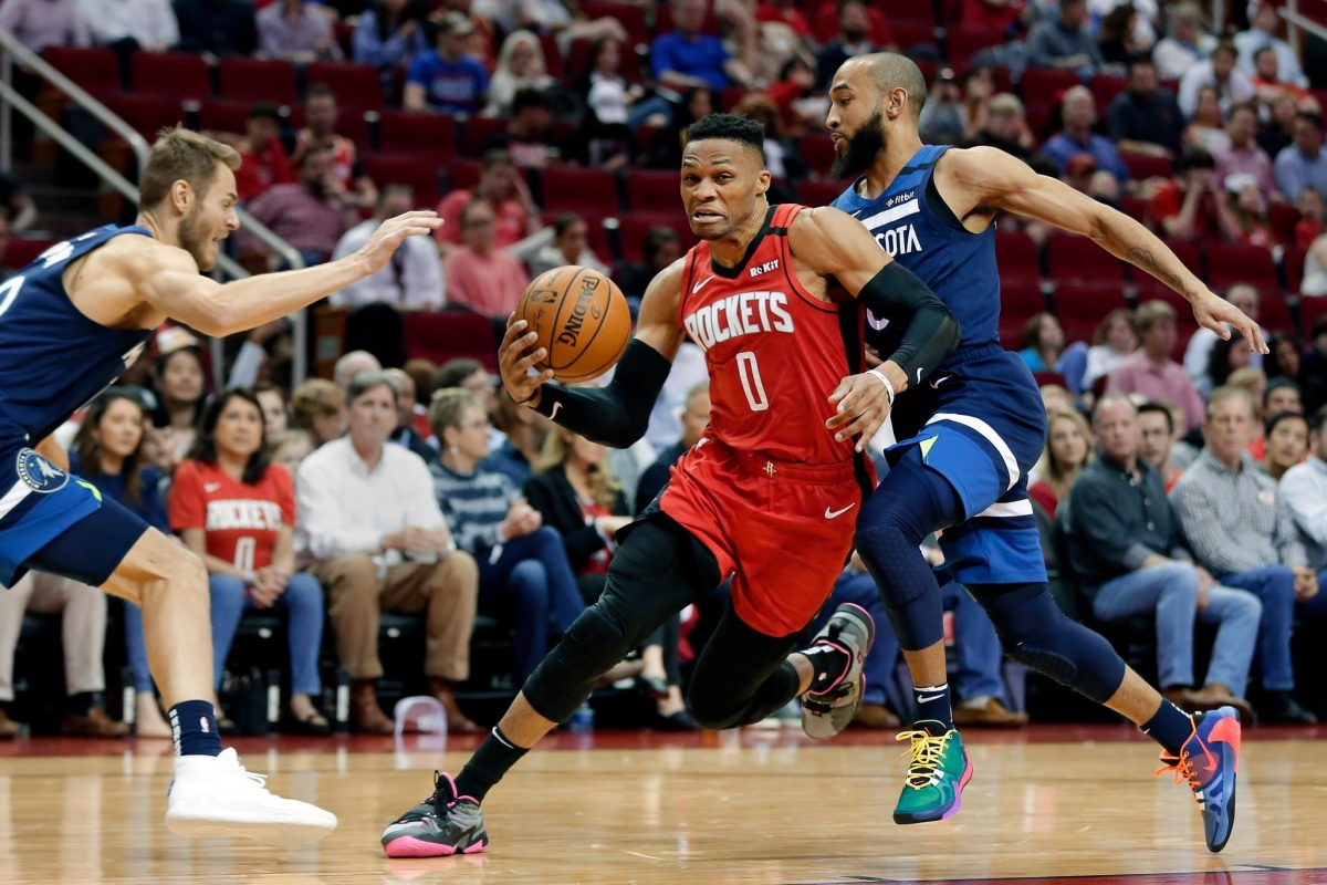 Russell Westbrook Says He Tested Positive for the Coronavirus