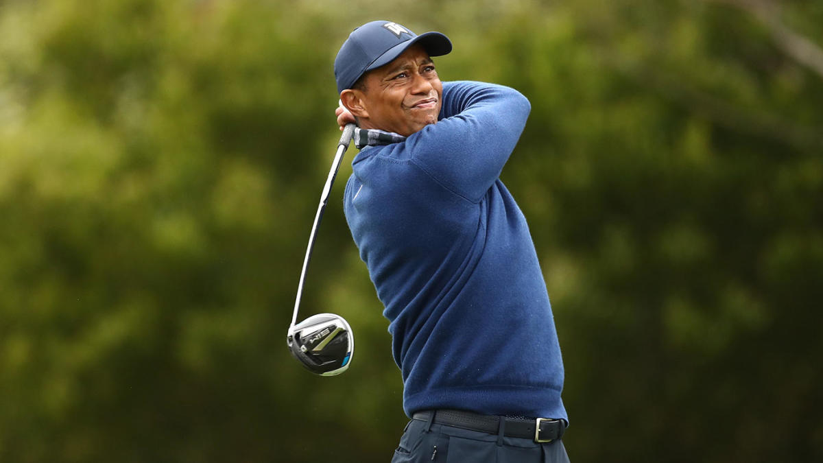 2020 PGA Championship leaderboard Live coverage golf scores Tiger Woods score today in Round 1