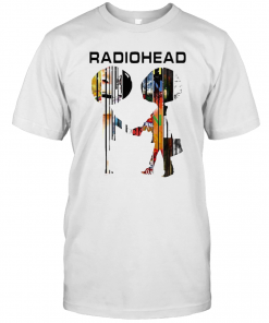 Radiohead Band T-Shirt Classic Men's T-shirt