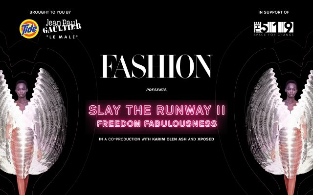 Slay The Runway II Vote For Your Fan Favourite Here