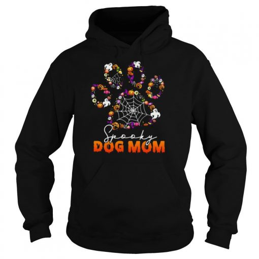 Disney Spooky Dog Mom Halloween shirt