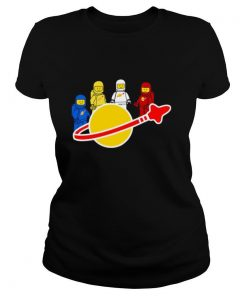 Lego Space Spaceman Spacemen Astronauts shirt