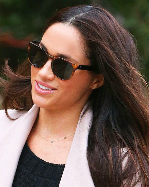 Meet the Montreal Based Brand Behind the Famous Initial Necklace Worn by Meghan Markle