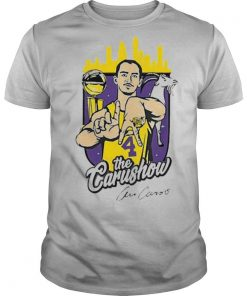 Alex Caruso Los Angeles Lakers The Carushow shirt