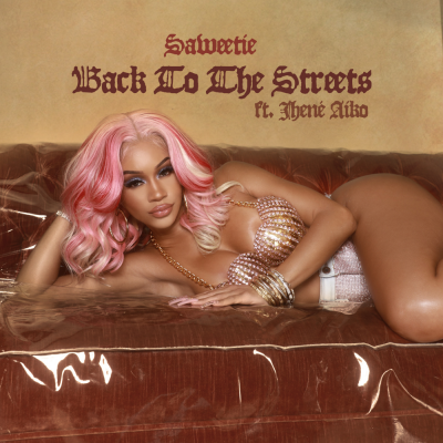 Saweetie Sparks Social Media Debate With Her New Jhene Aiko Team Up Back To The Streets
