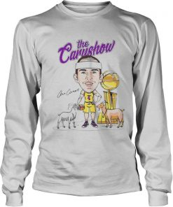 Los Angeles Lakers The Carushow shirt