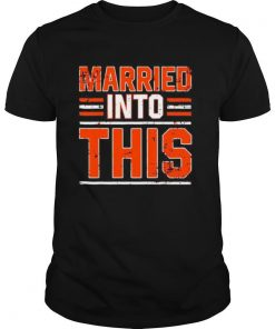 Married into this Cleveland Browns shirt