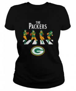 Green bay packers abbey road 2021  Classic Women's T-shirt