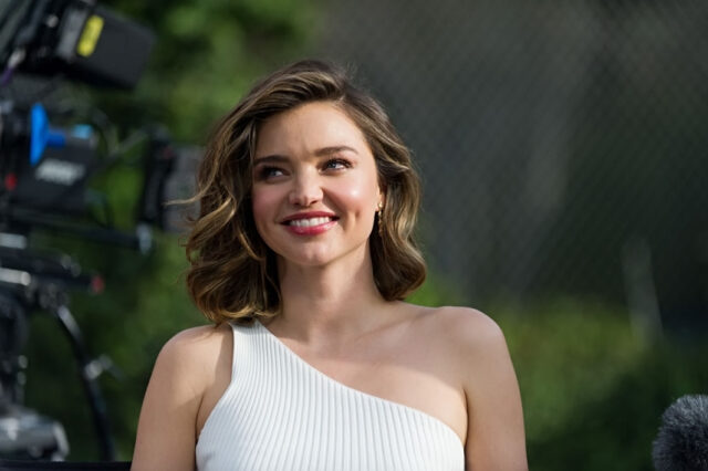 "Miranda Kerr Says She's ""So Grateful"" Ex-Husband Orlando Bloom Found Katy Perry I 'Adore' Katy Perry"