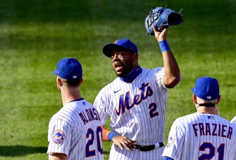 Dominic Smith and Brandon Nimmo don't want you to worry about their defense