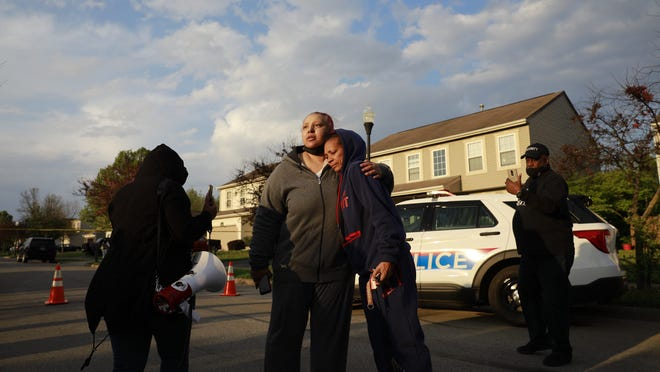 Police officer shot and killed teenager in Columbus Ohio family member says