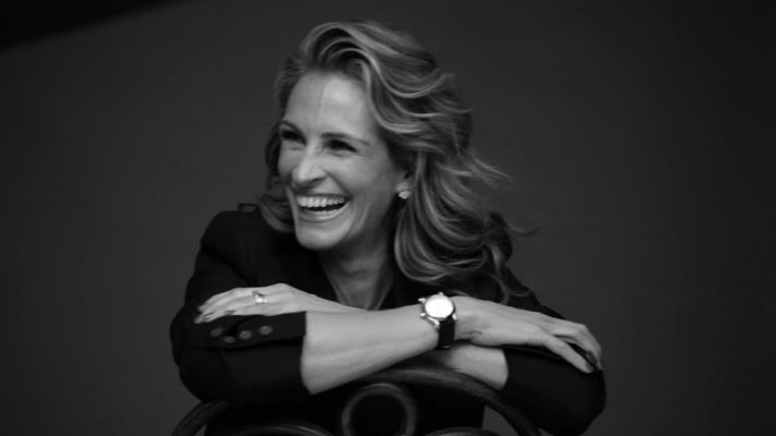 Julia Roberts Stars in a Chopard Campaign Directed by Canadian Xavier Dolan