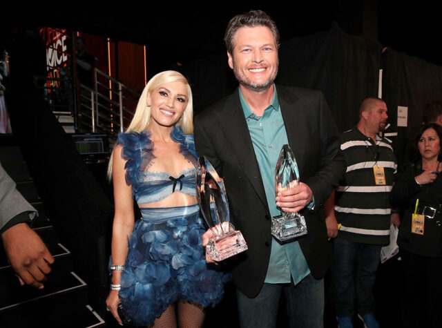 Gwen Stefani Admits She Likes 'Almost Everything' About Fiance Blake Shelton He's My Best Friend