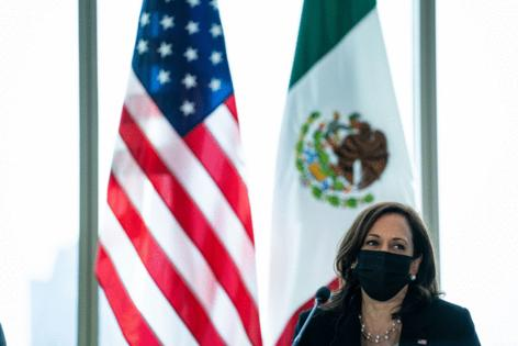 Harris' Latin America trip shows complications and contradictions in immigration strategy