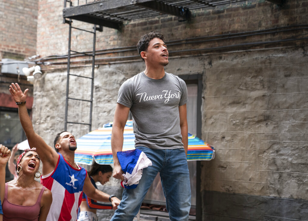 The moment arrives for In the Heights