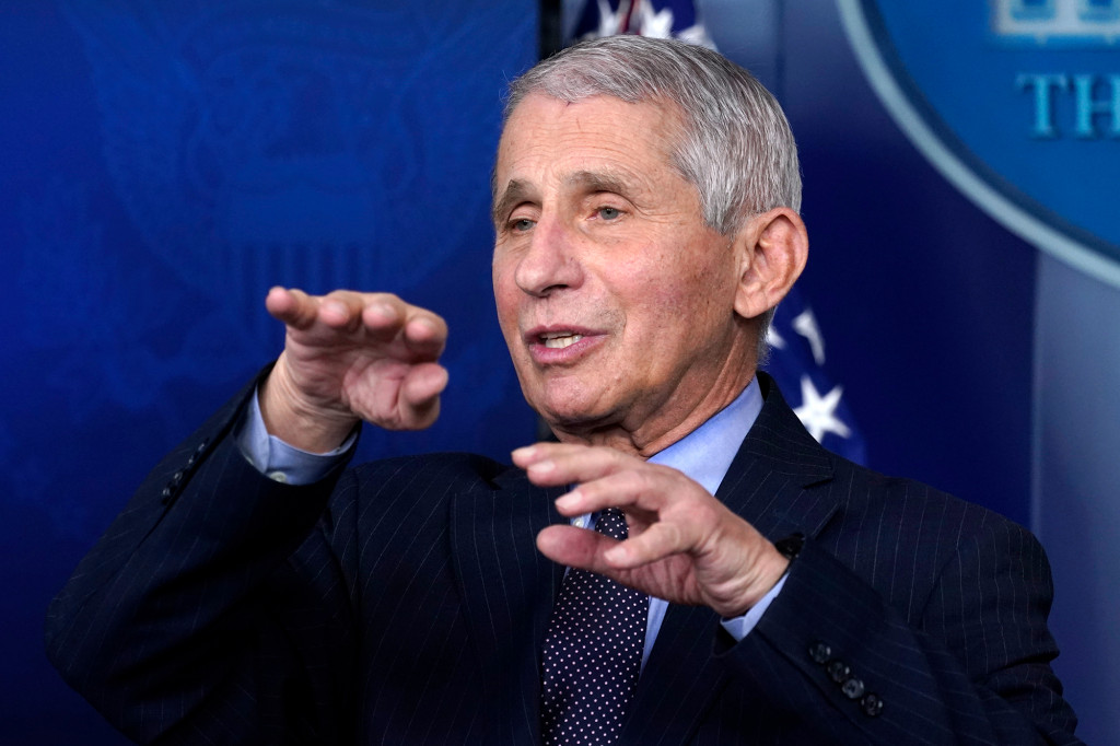 Anthony Fauci defends US funding coronavirus research at Wuhan lab
