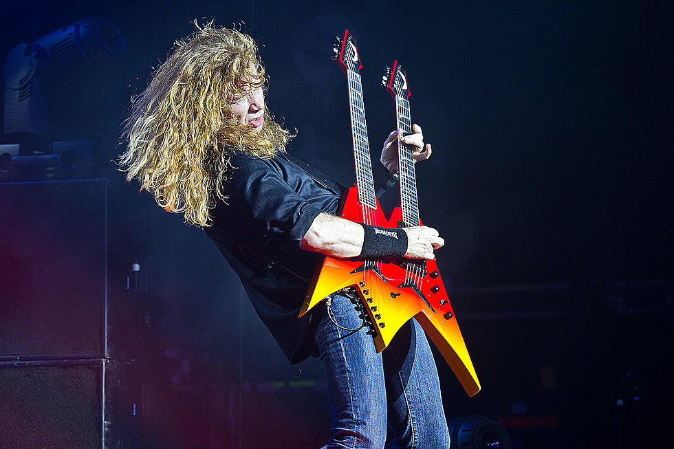 Dave Mustaine Confirms New Megadeth Album Name Teases Title Track
