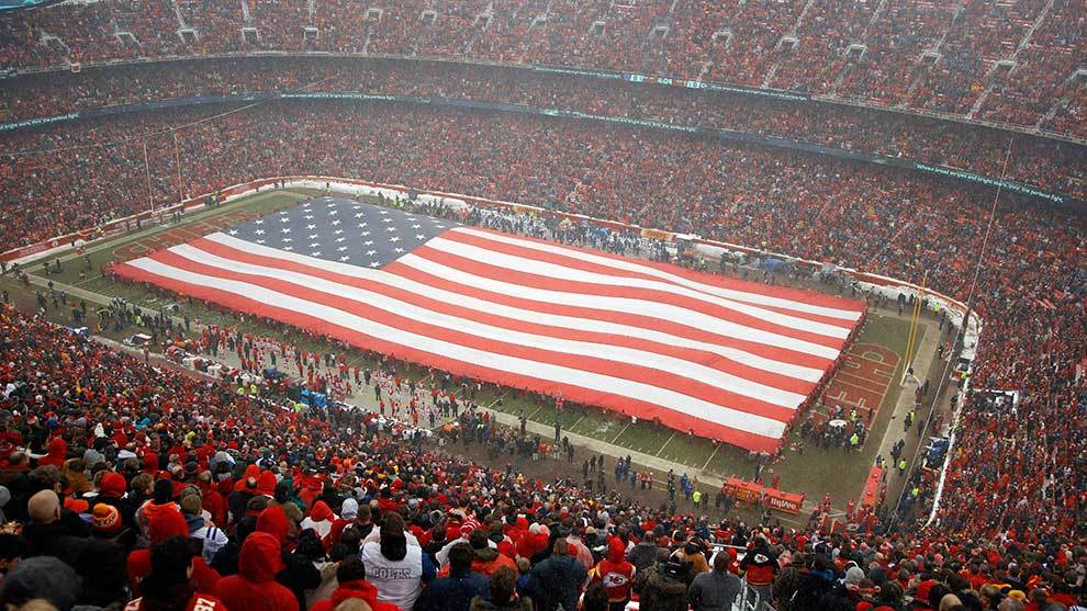 The 13 Most Patriotic Sports Moments in America