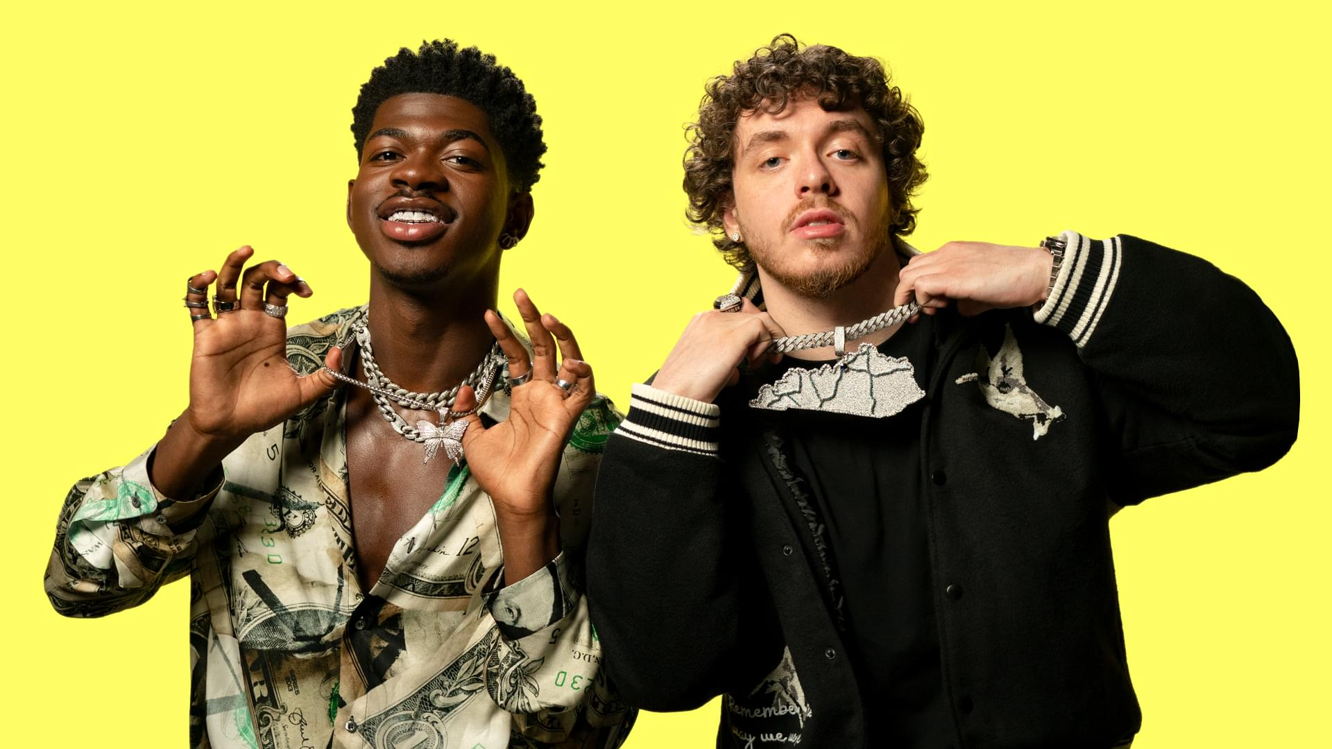 """Lil Nas X & Jack Harlow Break Down The Meaning Of """"Industry Baby"""""""